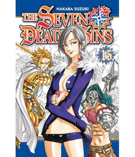 The Seven Deadly Sins Nº 15
