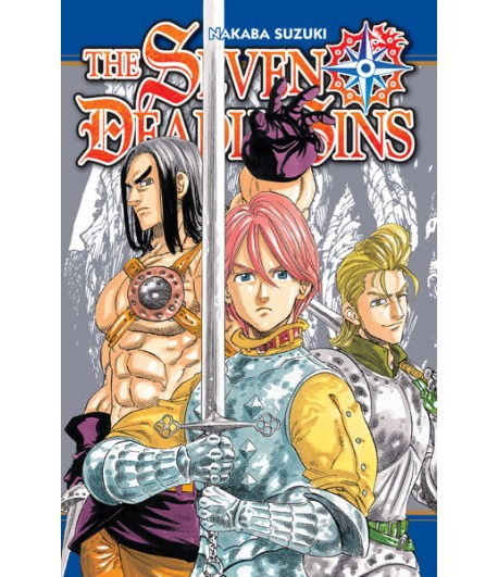 The Seven Deadly Sins Nº 16
