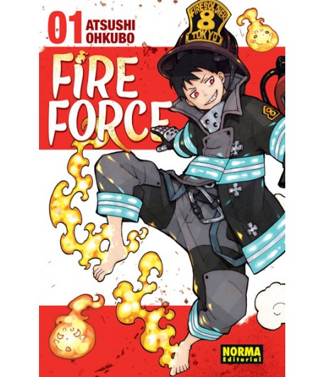 Fire Force Nº 01