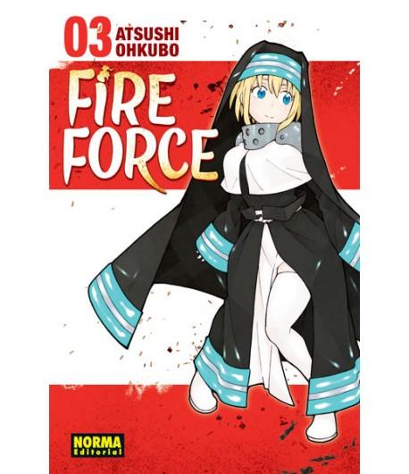 Fire Force Nº 03