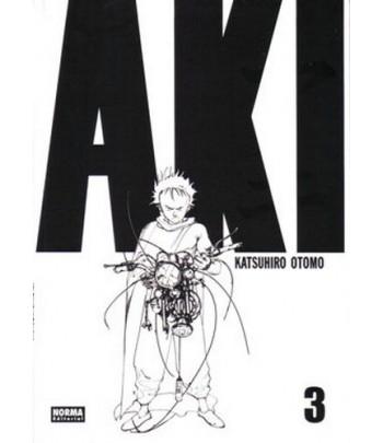 Akira Nº 03 (Edición a color)