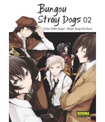 Bungou Stray Dogs Nº 02