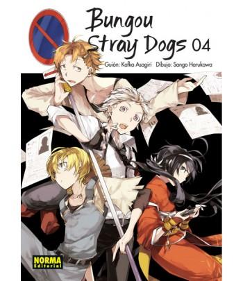 Bungou Stray Dogs Nº 04