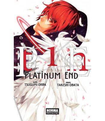Platinum End Nº 01