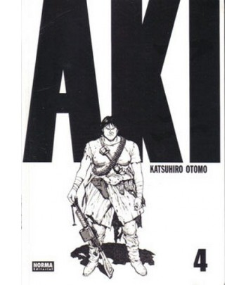 Akira Nº 04 (Edición a color)