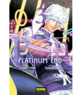 Platinum End Nº 03