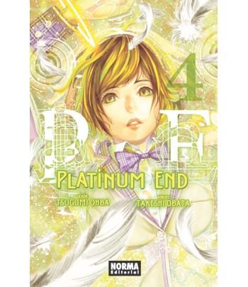 Platinum End Nº 04