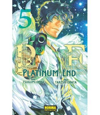 Platinum End Nº 05