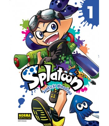 Splatoon Nº 01