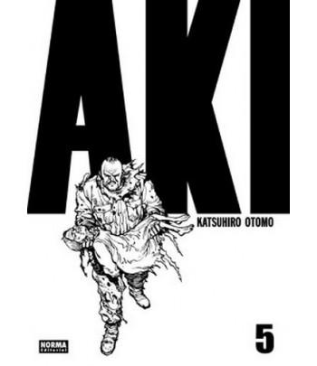 Akira Nº 05 (Edición a color)