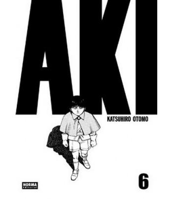Akira Nº 06 (Edición a color)