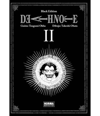 Death Note - Black Edition...