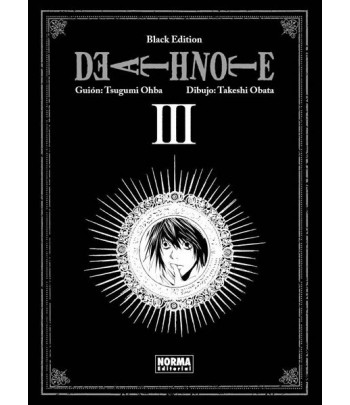 Death Note - Black Edition...