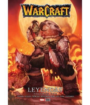 Warcraft: Leyendas Nº 1 (de 5)