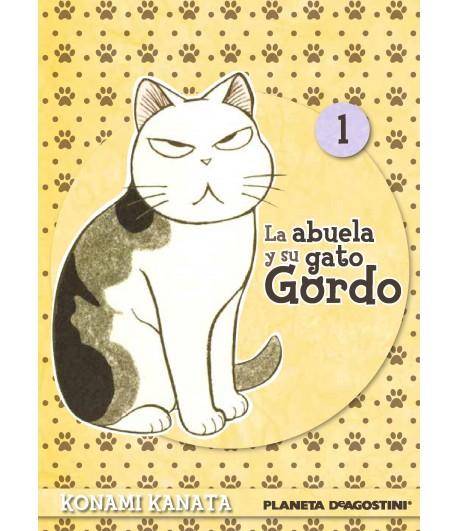 La abuela y su gato gordo Nº 1 (de 8)
