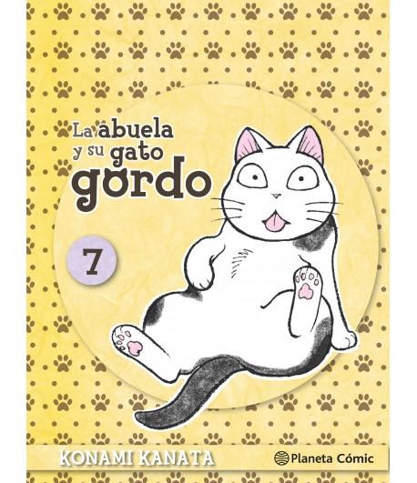La abuela y su gato gordo Nº 7 (de 8)
