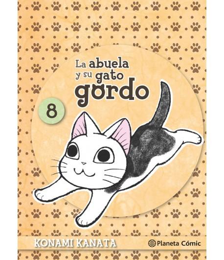 La abuela y su gato gordo Nº 8 (de 8)