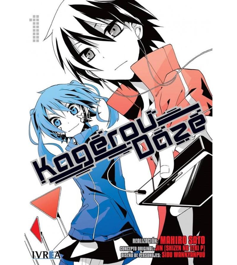Kagerou Daze Nº 01 (de 13)
