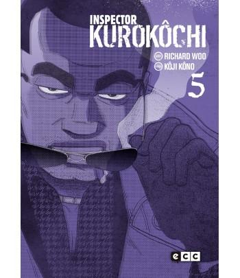 Inspector Kurokôchi Nº 05