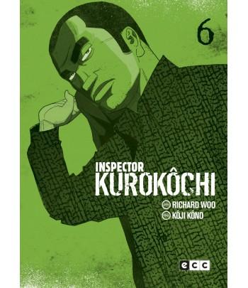 Inspector Kurokôchi Nº 06