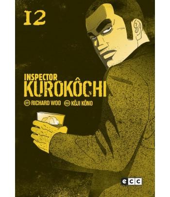 Inspector Kurokôchi Nº 12