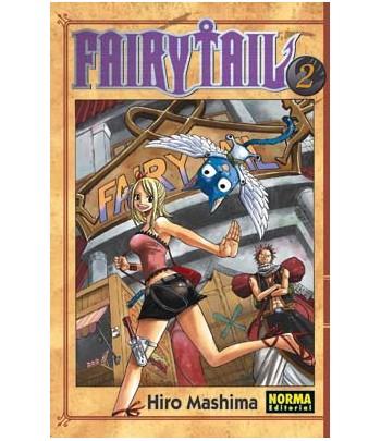 Fairy Tail Nº 02