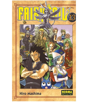 Fairy Tail Nº 13