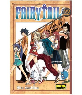 Fairy Tail Nº 22