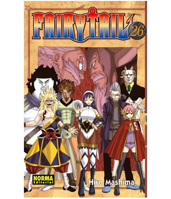Fairy Tail Nº 26
