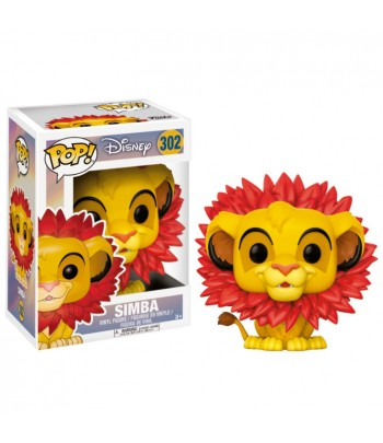 Vinyl POP Disney Nº 302:...
