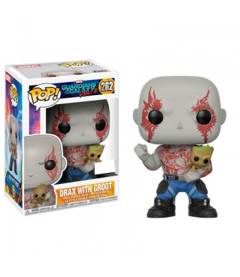 Vinyl POP Marvel Nº 262:...