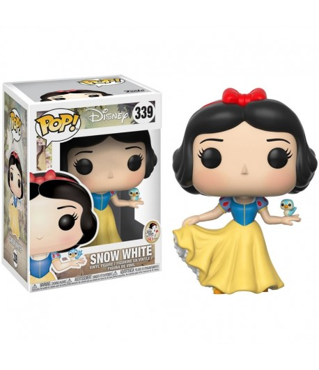 Vinyl POP Disney Nº 339: Blancanieves