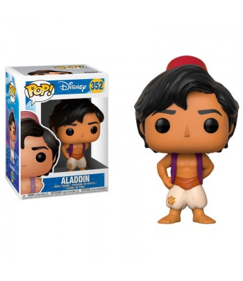 Vinyl POP Disney Nº 352:...