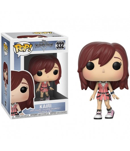 Vinyl POP Kingdom Hearts Nº 332: Kairi