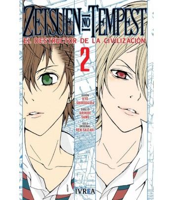 Zetsuen no Tempest Nº 02