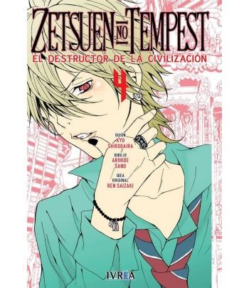 Zetsuen no Tempest Nº 04...