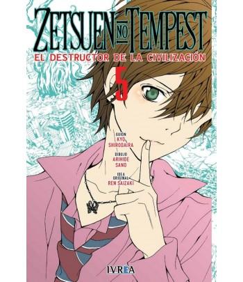 Zetsuen no Tempest Nº 05...