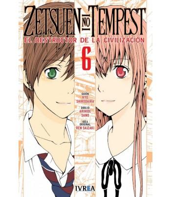Zetsuen no Tempest Nº 06...