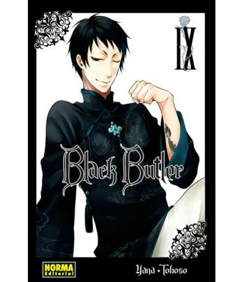 Black Butler Nº 09