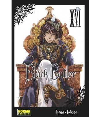 Black Butler Nº 16
