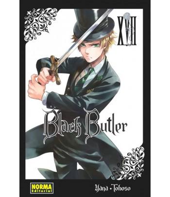 Black Butler Nº 17