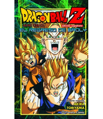 Dragon Ball Z: El regreso...