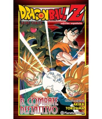 Dragon Ball Z: El combate...