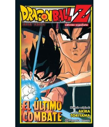Dragon Ball Z: El último...