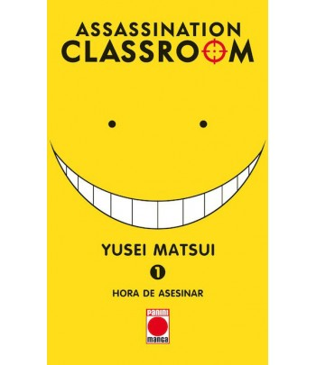 Assassination Classroom Nº 01