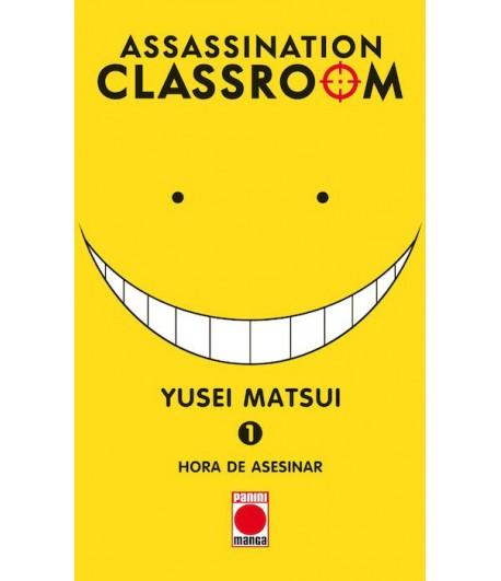 Assassination Classroom Nº 01 (de 21)