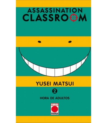 Assassination Classroom Nº 02