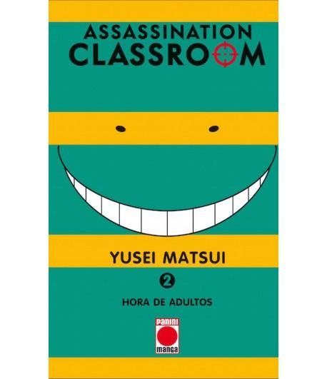 Assassination Classroom Nº 02 (de 21)