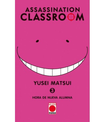 Assassination Classroom Nº 03