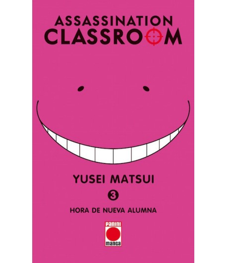 Assassination Classroom Nº 03 (de 21)